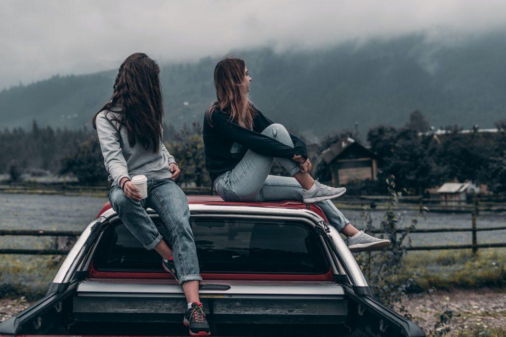 נשים ורכבים - עובדות בשטח